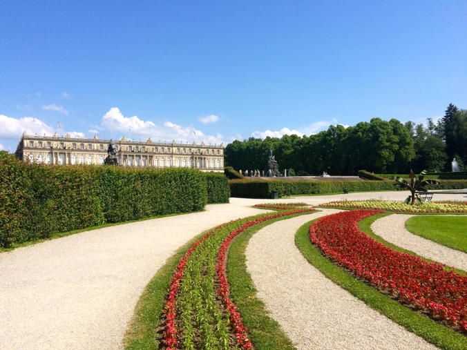 Schloss Herrenchiemsee
