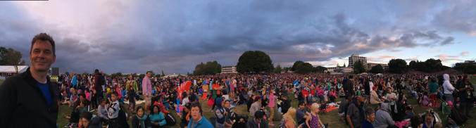 Nightglow Hamilton